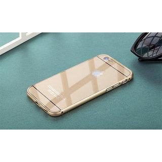 timeless design 76572 5641d .7 MM Aluminium Metal Bumper for Iphone 6 6 S - Gold