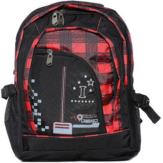 Raeen Plus I series red backpack