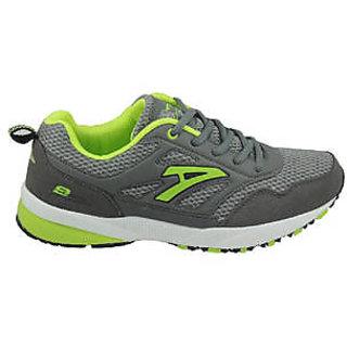 Buy Calcetto Classy Dark Grey Green Mens Sport Shoes Online   ₹999 ... e03167e9389