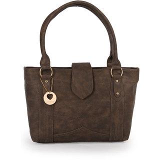 Lengloy Brown Shoulder Bag LY120DBRW