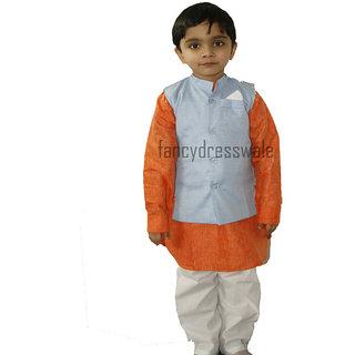 Narendra Modi Kids Fancydress Costume