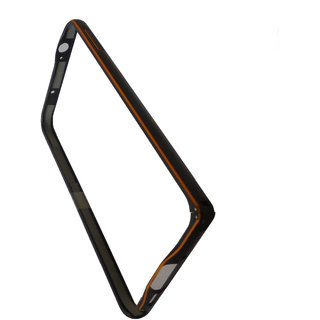 premium selection e4bbc c2144 for samsung galaxy note 3 neo metal bumper black side frame by  mobilefancycovers
