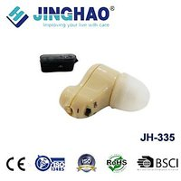 JINGHAO Rechargeable Hearing Aid Mini In The Ear Hearing Aid Machine Ear Care