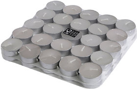 Set Of 50 Hosley Unscented Tealights