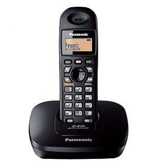 Panasonic Kx-tg3611sx Cordless Landline Phone With Warranty