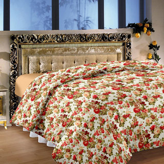 Story@Home Off White 1 Single Dohar/Ac Quilt - Fb1205S