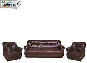 Brooklyn 5 Seater Sofa Set  3+1+1