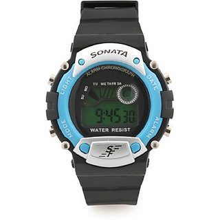 SONATA super fiber digital watch for men and boys