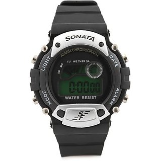 SONATA super fiber digital watch