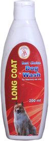 Long Coat Dog Wash 200 ml