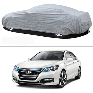 Stylobby Silver Car Cover For Honda Accored