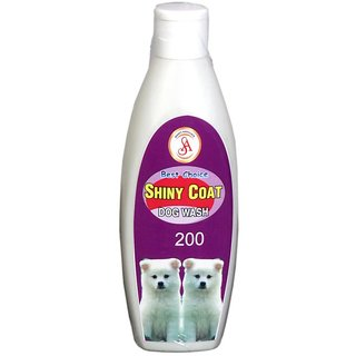 Shiny Coat Dog Wash