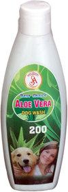 Aloe Vera Dog Wash 200 ml