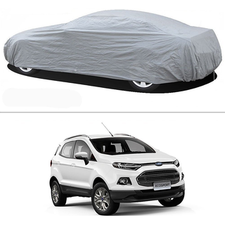 Stylobby Silver Car Cover For Ford EcoSport