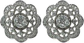 Mughal Earstud Earring By Uppergirdle