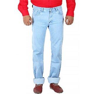 Rockin Ice Blue Stretch Denim Jeans (105Rock4555)