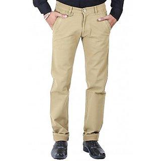 La-Marino Mustard Lycra (Stretchable) Jeans (2913503Mustard)
