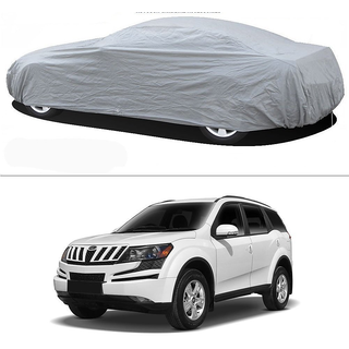 Stylobby Silver Car Cover For Mahindra XUV500