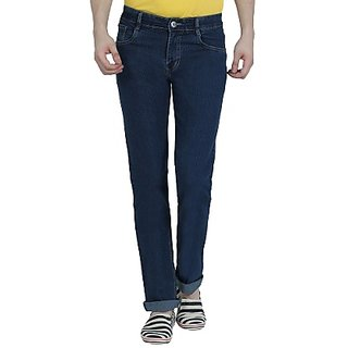 af42c447b3 Varun Garments Shop Casual Denim Blue Men Jeans