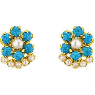 Jpearls Sunflower Earrings