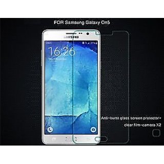 Samsung ON 5 Tempered Glass