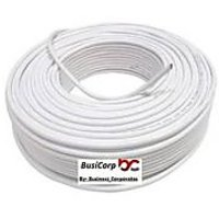 Busicorp CCTV WIRE CABLE 3+1 CORE ALLOY-- 90 METER