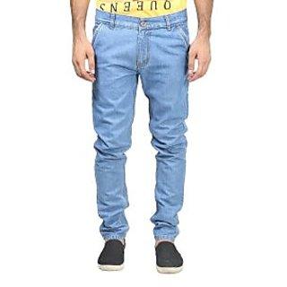 Trendy Trotters Mens Regular Fit Jeans