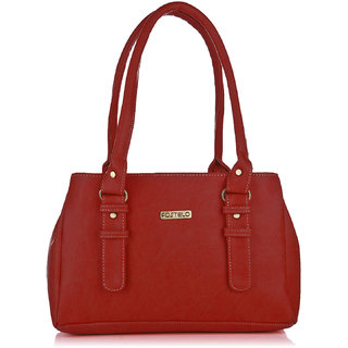 Fostelo Westside Red Handbag