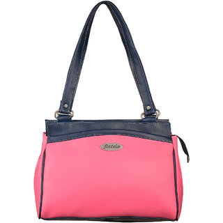 Fostelo Deena Pink Handbag