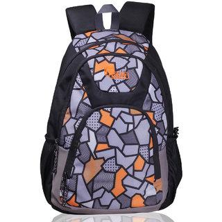 F Gear Shielder 3D P Orange Polyester Backpack