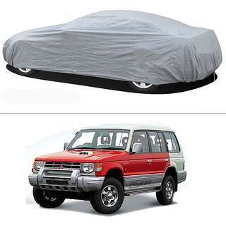 Stylobby Silver Car Cover For Mitsubishi Pajero