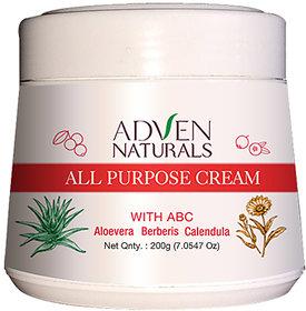 Adven Naturals All Purpose Cream with ABC200 gm