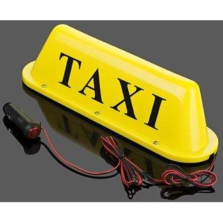 Rectangle Taxi Top Light For Car