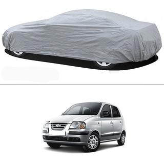 Stylobby Silver Car Cover For Maruti Wagon R