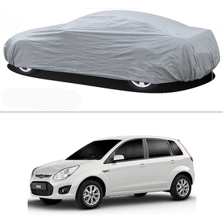Stylobby Silver Car Cover For Ford Figo