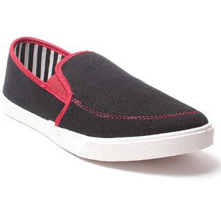 Juan David Men Black Shoes (Hp-1001-Black)