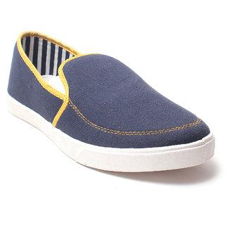 Juan David Men Blue Shoes (Hp-1001-Blue)