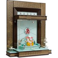 Ganesh Ji Wooden Temple Home Temple Pooja Mandir Ma