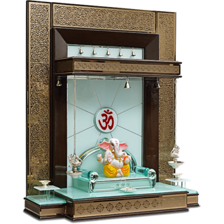 Ganesh Ji Wooden Temple Home Temple Pooja Mandir Mandap Temple For Home Buy Ganesh Ji Wooden