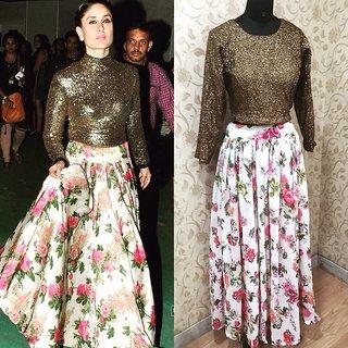 a0e3f1a6494c2 Buy Printed Lehenga Choli With Banarasi Silk Fabric Online   ₹899 ...