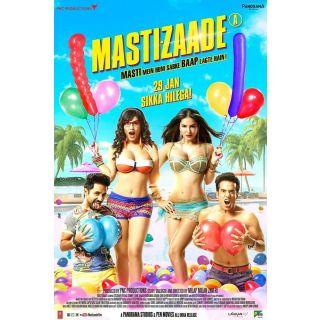 Mastizaade 2016 Full Movie Dvd In 1080p