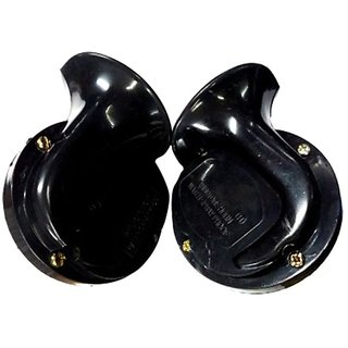 Favourite BikerZ FBZ 8760 112 Db Vehicle Horn For Hero Splendor-Black