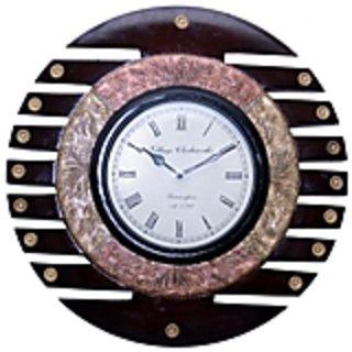 Royal Vintage Wall Clock (Hand Made)