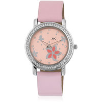 Killer Pink Dial Analog Watch For Women KLW230S