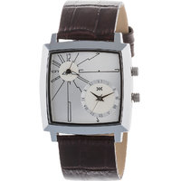 Killer White Dial Analog Watch For Men KLW5012A