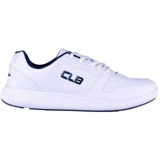 Sport Mens Energy Afterburn Lace-Up Sport Shoes (F-2-White)