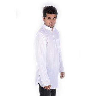 46d520ccbd1 Buy S9 Men Solid Men s Straight Kurta Online   ₹799 from ShopClues