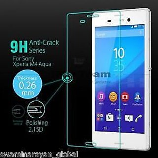 Sony M4 Tempered Glass