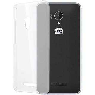 the best attitude 011b7 99737 Ultrathin Back Cover for Micromax Canvas Pulse 4G E451