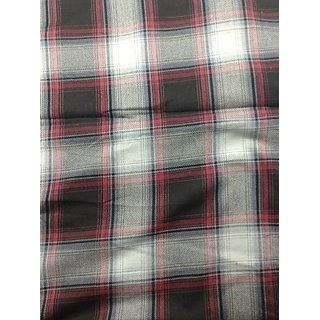 SRG Cotton Checkered Shirt Fabric(Un-stitched)